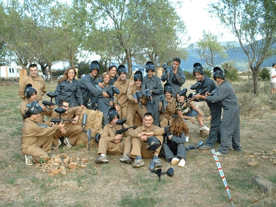 DESPEDIDA SÚPER GUERRILLERA 3 DESDE 105 - foto 3