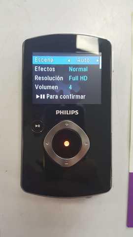 VIDEOCAMARA PHILIPS CAM101BL/00 - foto 2