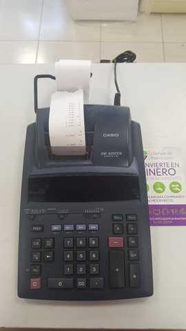 Calculadora Casio Dr-420Ter