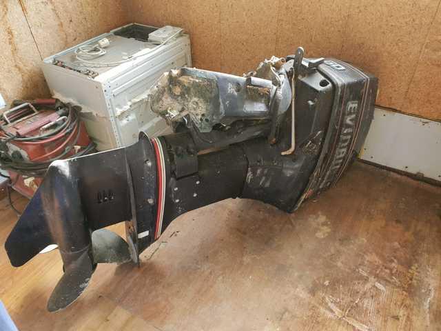 EVINRUDE 60 HP - foto 1