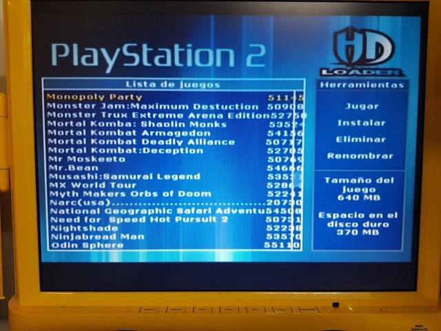 MIL ANUNCIOS COM - Memory card ps2 con free mcboot instalado Segunda