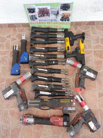 Reparación Baterías Y Maquina Multicapa