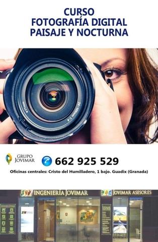 CURSO DE FOTOGRAFIA DIGITAL - foto 1