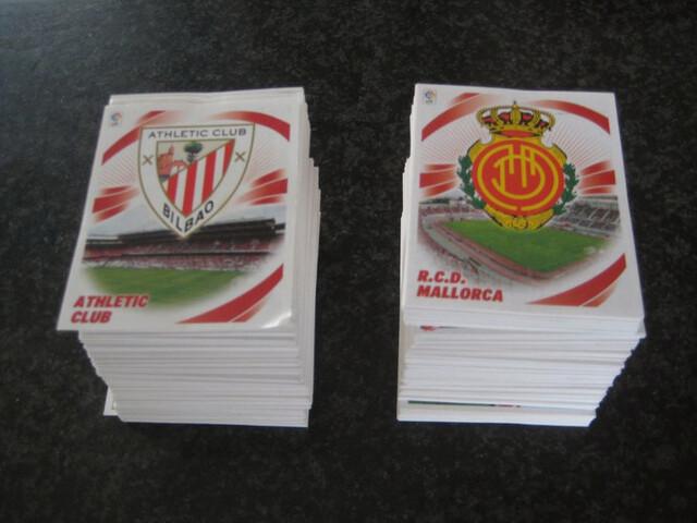 Liga Este 2012-13: Coleccion Completa