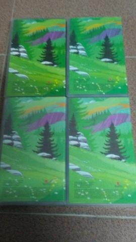 4 PELÍCULAS VHS DE HEIDI Y MARCO - foto 7