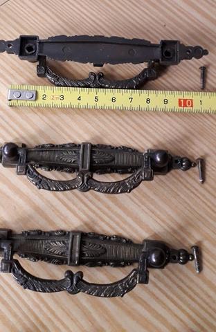 Tiradores  Antiguos ,  Restauración