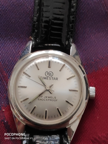 Estado Perfecto En Reloj Timestar 5qALc34Rj