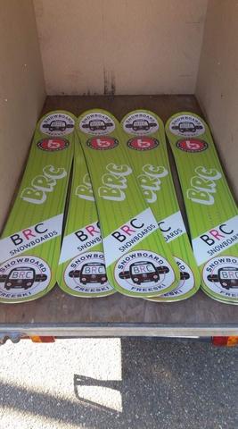 TABLA SNOWBOARD.  BRC - foto 1