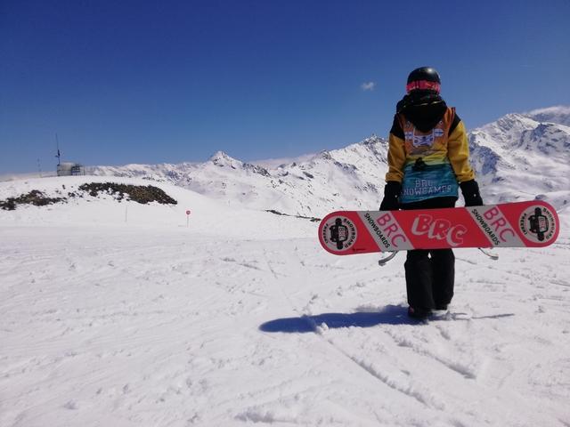 TABLA SNOWBOARD.  BRC - foto 4