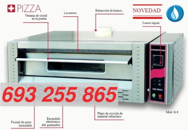 HORNO PIZZAS ELÉCTRICO ITALIANO XL99 - foto 1
