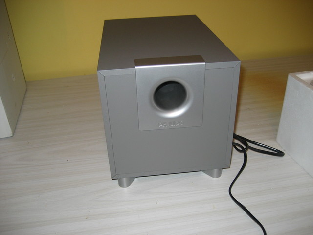 CHANNEL COMPACT SPEAKER SYSTEM - foto 1