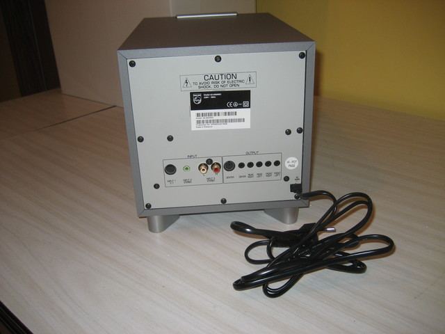 CHANNEL COMPACT SPEAKER SYSTEM - foto 2