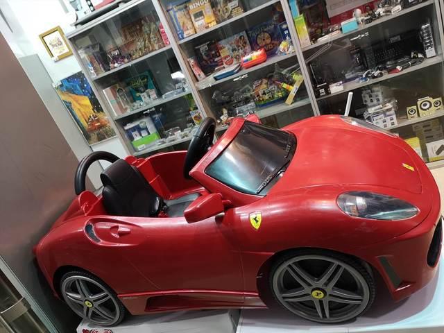 Coche Ferrari Feber Rojo Electrico Feber Coche Electrico Rojo Ferrari yvfb6mY7gI