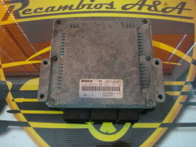 Centralita eléctrica Renault Espace VALEO BII B2 6025316680 73651111K H313054