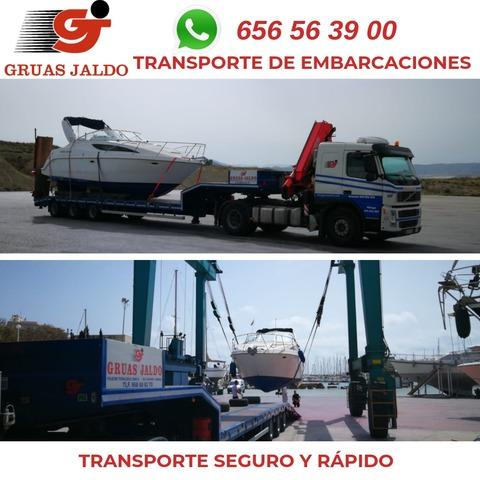 TRANSPORTE EMBARCACIONES JALDO - foto 3