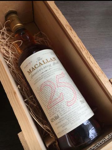 Particular Compro Macallan