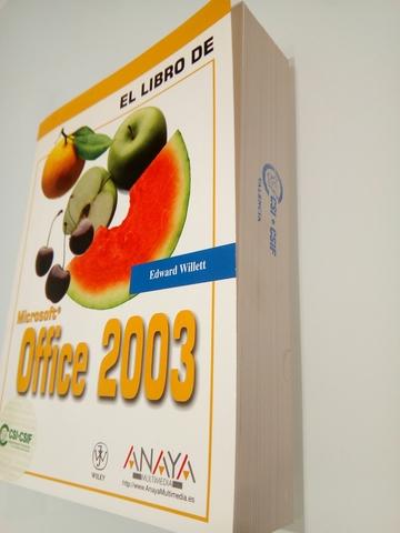 LIBRO MANUAL OFFICE 2003 - foto 9