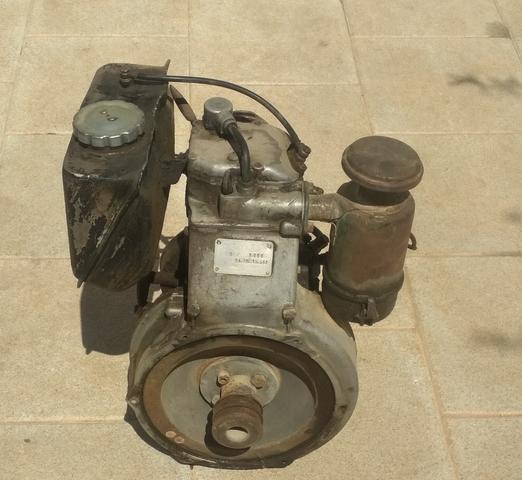MOTOR DITER 6CV - foto 1