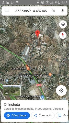 PARCELA DE 1500 METROS EN CAMPO DE ARAS.  - foto 5