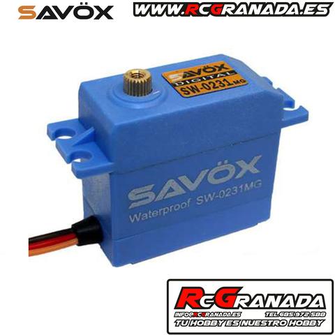SERVO-SAVOX-SW-0231MG-DIGITAL CRAWLER