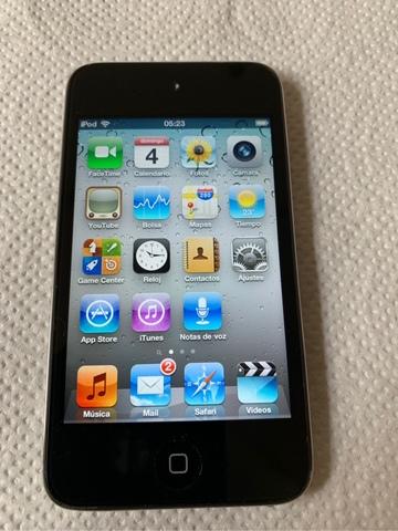 MIL ANUNCIOS.COM - Ipod touch 4 generacion Segunda mano y ...