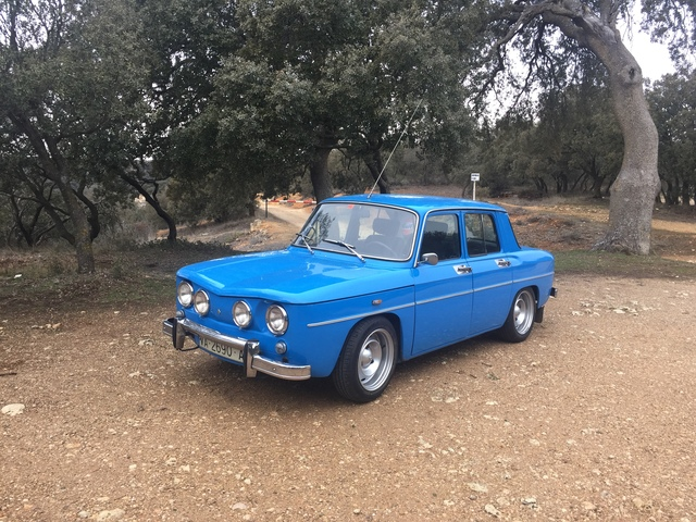 Renault R8 Renault 8 Ts Tweedehands De Parking