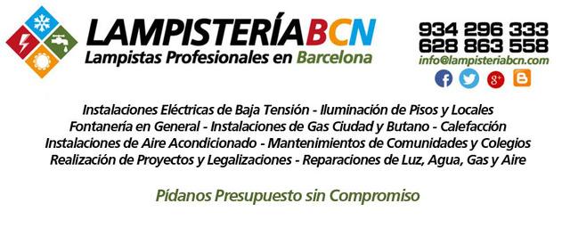 FONTANERO EN BARCELONA - foto 3