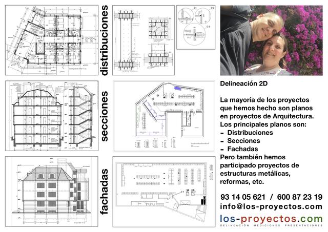 DELINEACIÓN 2D Y 3D - foto 3