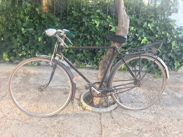 Bicicleta De Varillas Bh