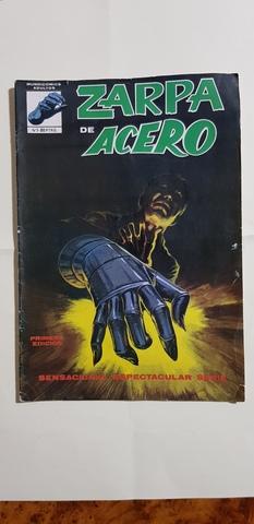 LA ZARPA DE ACERO,  N 1,  VÉRTICE 1981 - foto 1