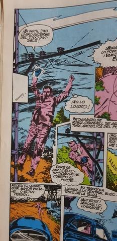 LA ZARPA DE ACERO,  N 1,  VÉRTICE 1981 - foto 3