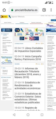 RENTAS REVISIÓN RECTIFICACIÓN 4 AÑOS - foto 1
