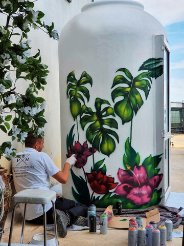 GRAFFITI DECORACIÓN CÁCERES - foto 4