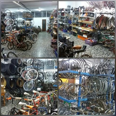 * Repuestos Bicicletas Clasicas, Antiguas