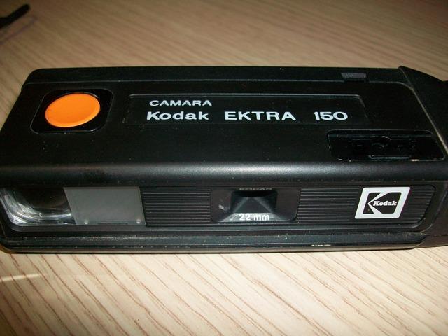 Camara De Fotos Kodak Ektra 150