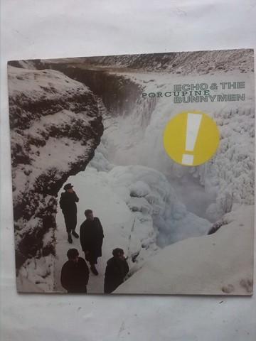 ECHO & THE BUNNYMEN PORCUPINE LP segunda mano  Vilagarcia de Arousa/Villagarcia de Arosa