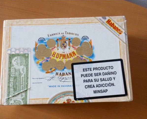 Puros H.Upmann Importados De Cuba