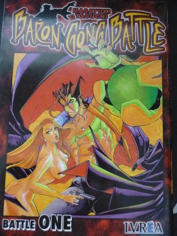 Lote De Mangas Nº1