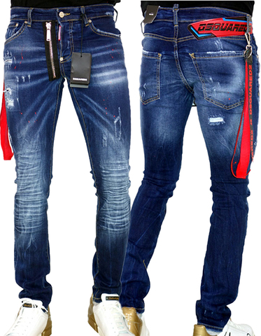 código promocional 15777 43fb7 PANTALON DSQUARED2 SLIM FIT