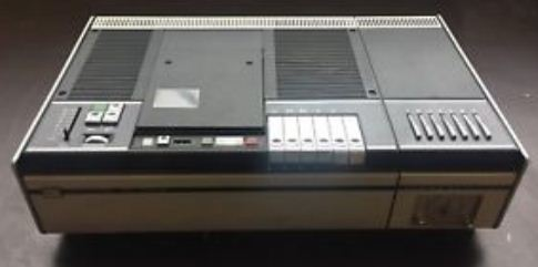 VIDEO REPRODUCTOR VCR LOEWE AÑO 1972 - foto 3