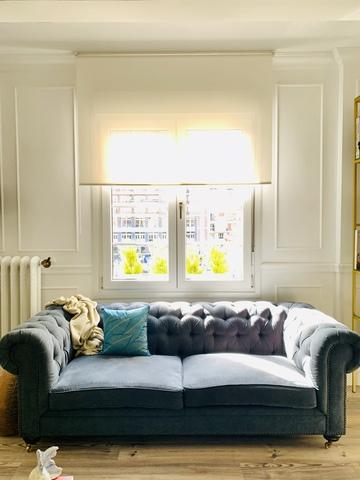Admirable Se Vende Sofa Chester De El Corte Ingles Caraccident5 Cool Chair Designs And Ideas Caraccident5Info