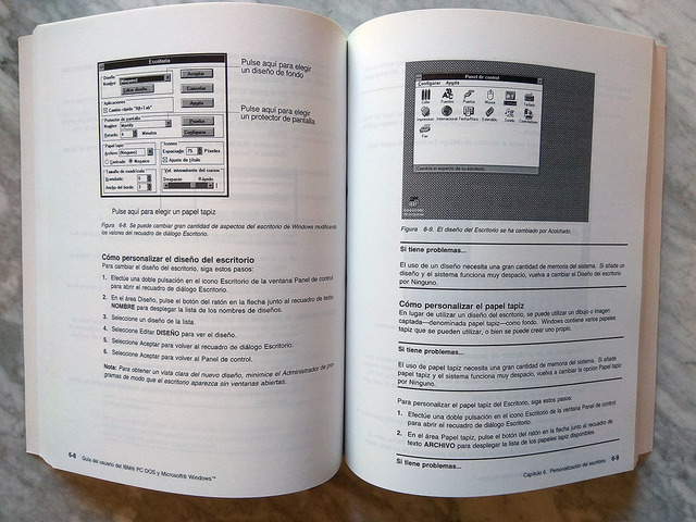LOTE 3 MANUALES IBM PC MS DOS WINDOWS - foto 6