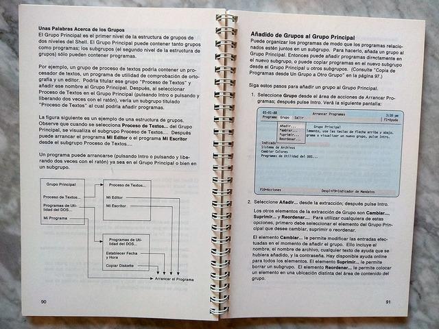 LOTE 3 MANUALES IBM PC MS DOS WINDOWS - foto 9