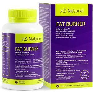 XS NATURAL FAT BURNER PILLS - CÁPSULAS Q - foto 1