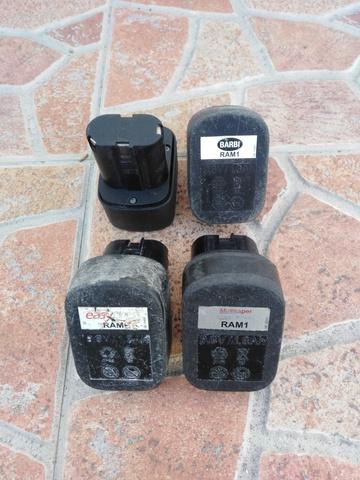 Reparación Batería Y Maquina Klauker Etc
