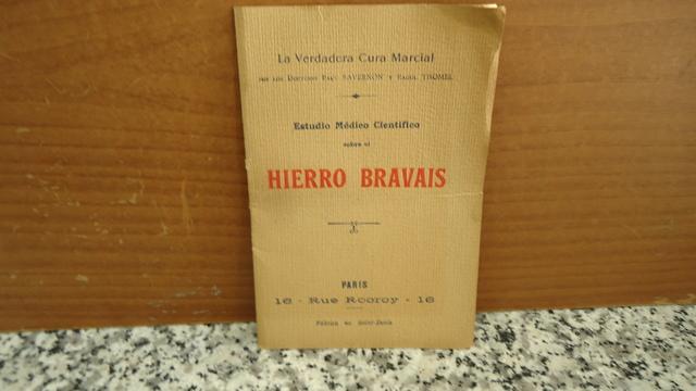 Hierro Bravais