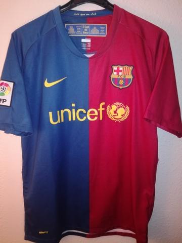 MIL ANUNCIOS.COM Camiseta barcelona triplete Segunda mano