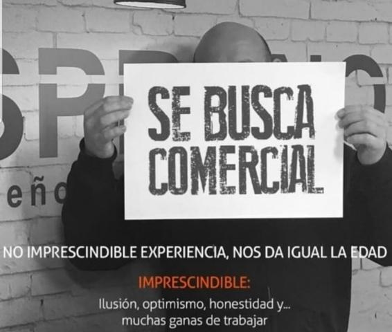 SE NECESITAN COMERCIALES EN HUELVA - foto 1