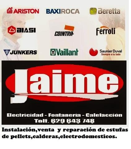 FONTANERO-ELECTRICISTA -CALEFACTOR - - foto 1