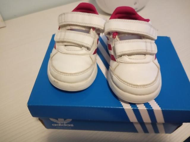 Como Niña 21 Nu Adidas Número Zapatillas OZuTPkiX